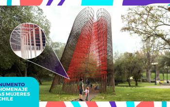 Ya hay obra ganadora para convertirse en el primer monumento a las mujeres de chile
