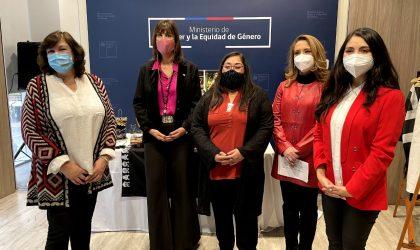 Ministra Zalaquett, SernamEG y Simón de Cirene lanzan la Escuela Mujer Emprende 2021