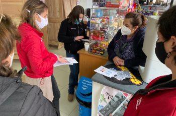 Seremis de la Mujer y del Trabajo difunden medidas laborales dirigidas a mujeres en Coyhaique.