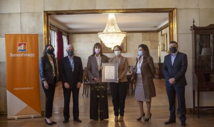 BancoEstado Microempresas recibe certificación en Igualdad de Género y Conciliación