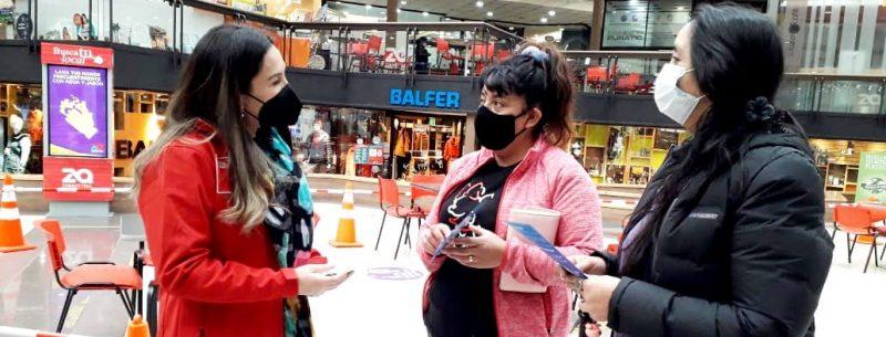 Actividad Conecta Mujer  MINISTERIO DE LA MUJER Y SERVICIOS PÚBLICOS FACILITAN ACCESO A OFERTA PROGRAMÁTICA