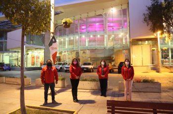 Municipio de Copiapó y la Seremi de la Mujer lanzan campaña por el mes de la prevención del cáncer de mama