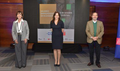 """Cámara de Comercio de Santiago lanza el desafío """"Mujeres Emprendiendo en eCommerce"""" con apoyo de los Ministerios de la Mujer y de Economía"""